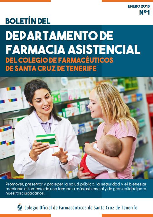 Boletín Farmacia Asistencial Nº 1