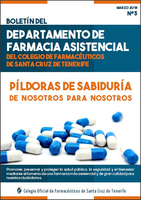 Boletín Farmacia Asistencial Nº 3