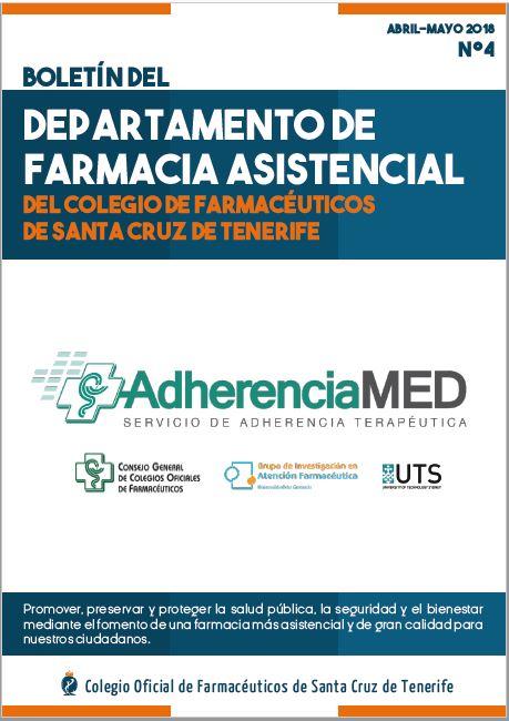Boletín Farmacia Asistencial Nº 4