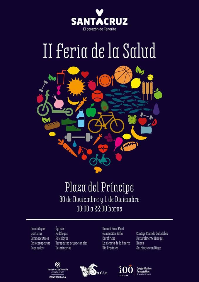 II Feria de la Salud Tenerife